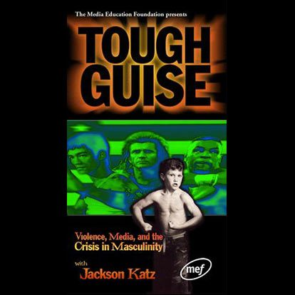 tough guise by jackson katz Tough guise is the first film aimed at a general student audience to analyze masculinity as a social construction, a performance, or role, in short, a tough guise jackson katz, a former all star football player and pre-eminent gender violence prevention trainer, takes us on a harrowing tour of contemporary masculinity using stunning imagery.